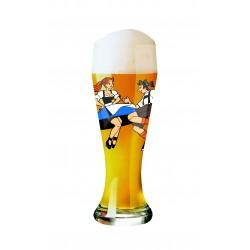 verre a biere EUGEN U. FLECKENSTEIN